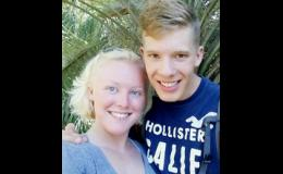 Lauren Laehle and Axel Knudsen