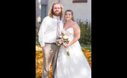 Brian and Tori Schechinger