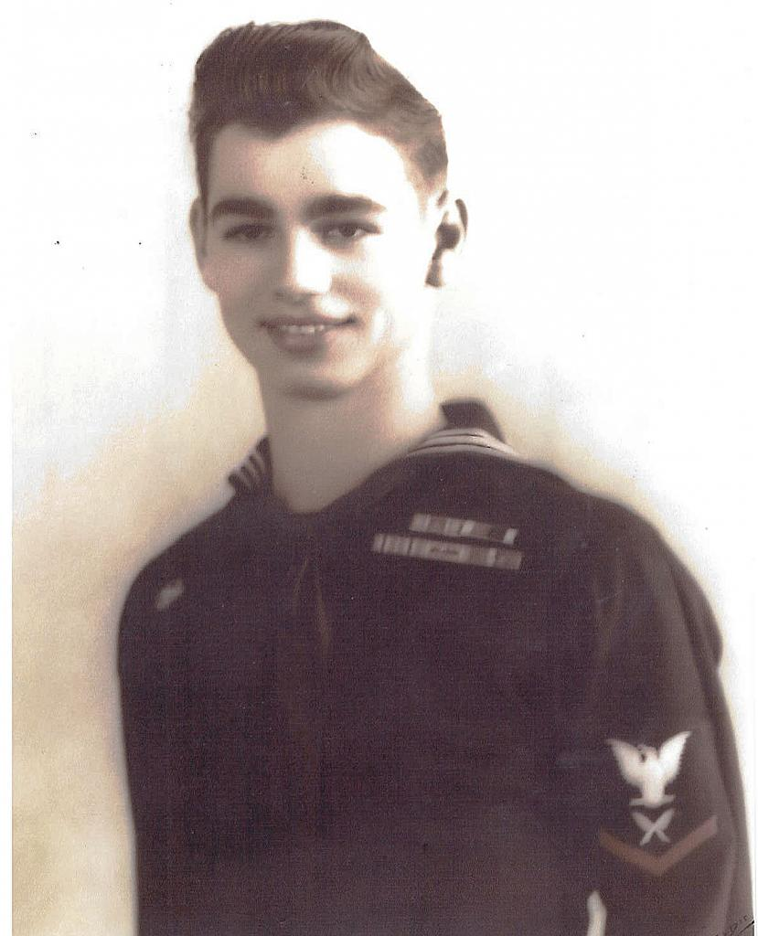 Heller from his early days in the service.