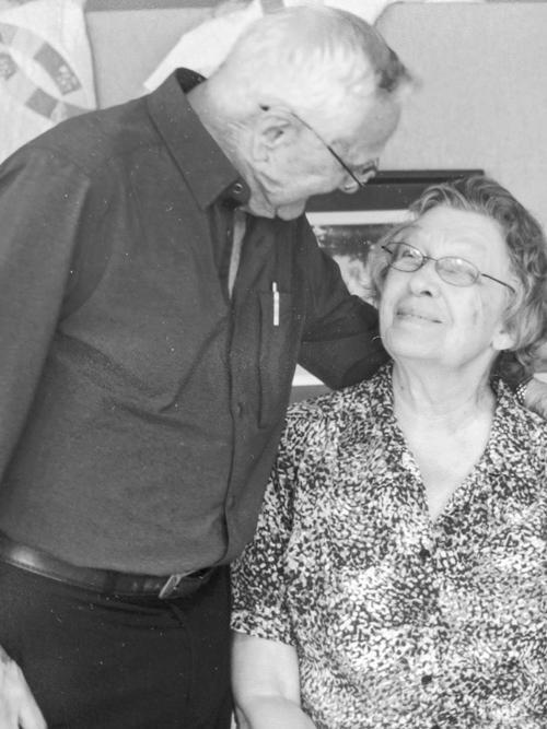 Ray and Frances Anastasi