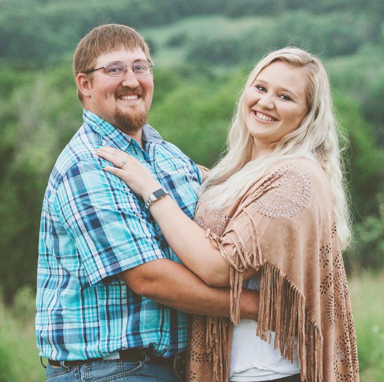 Cody Lamberson and Jonna Andersen