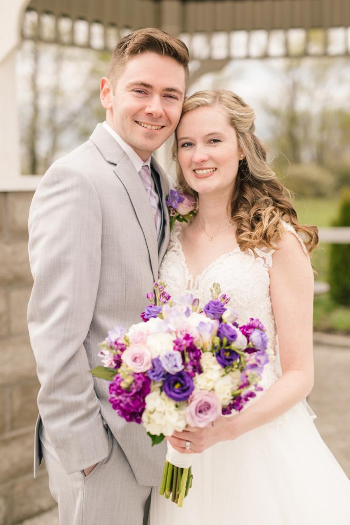 Garrett and Maci Andersen