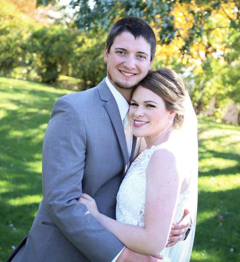 Jeffrey and Kirsten Maronde