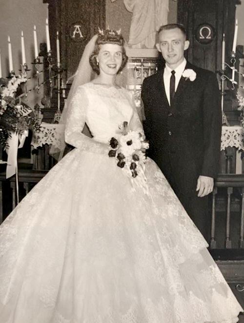 Connie and Edwin Benson