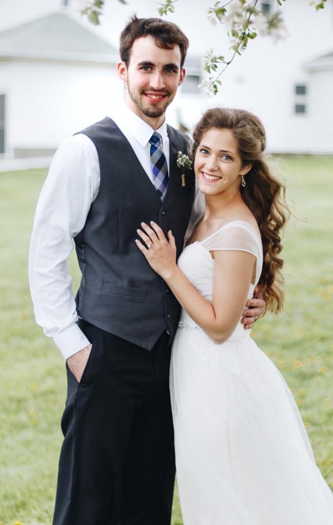 Matthew and Anna Brace