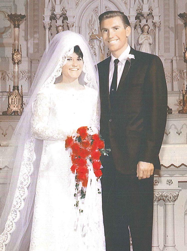 Myra and John Buman