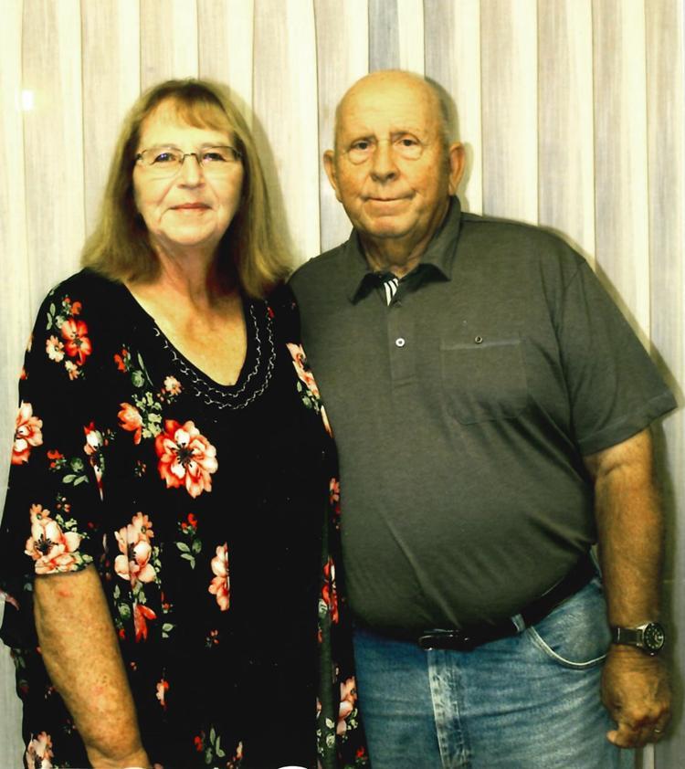 Cheryl and Eugene Butcher