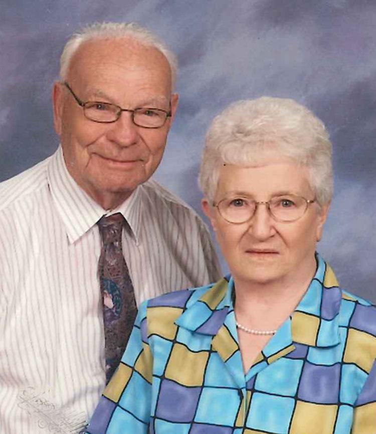 Eugene and Ramona Case