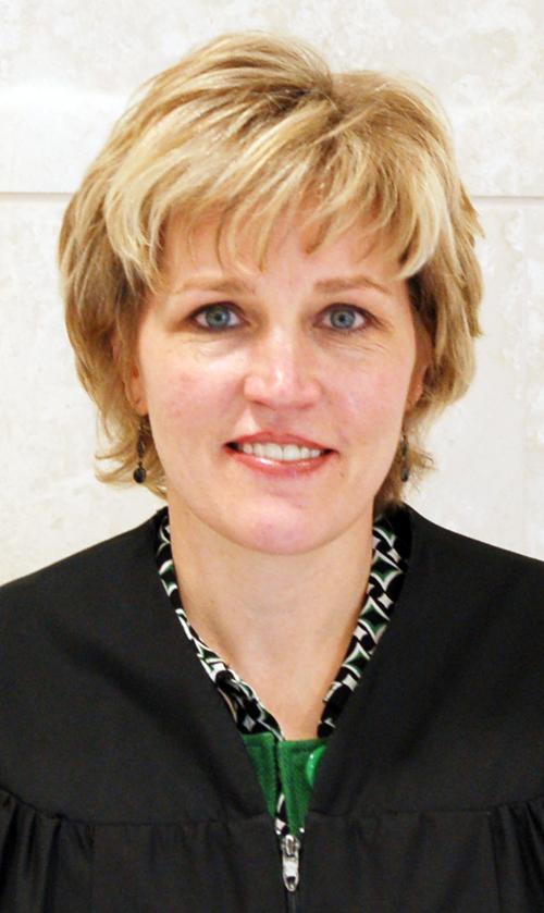 Susan Christensen ...Newly appointed Iowa Supreme Court Justice