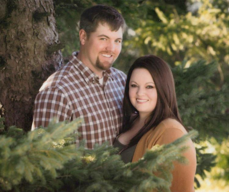 Preston Nelson and Shelby Croghan