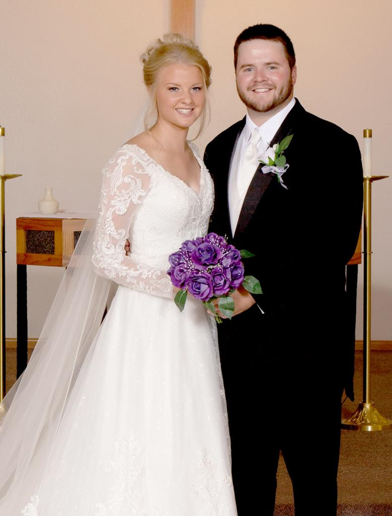 Clare and Brett Croghan