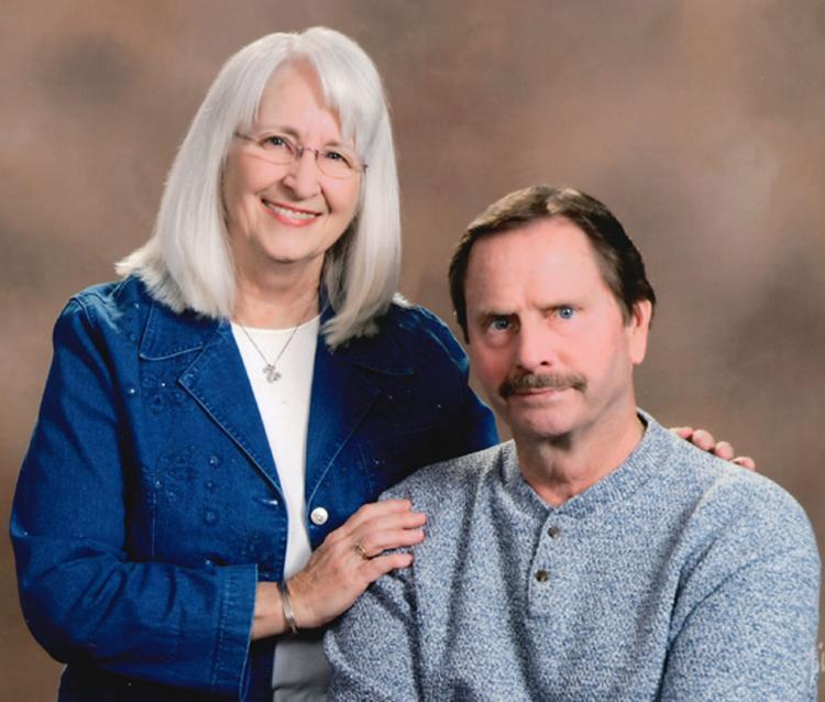 Mary and Mike DeHaan