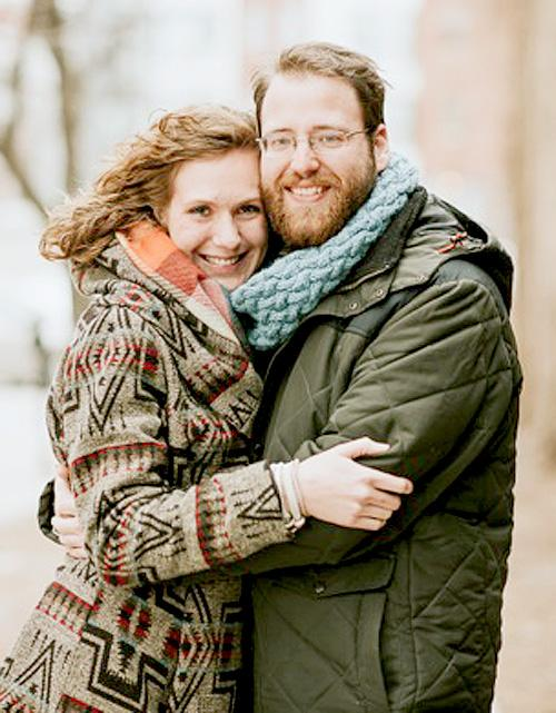 Alexandrea French and Joel North