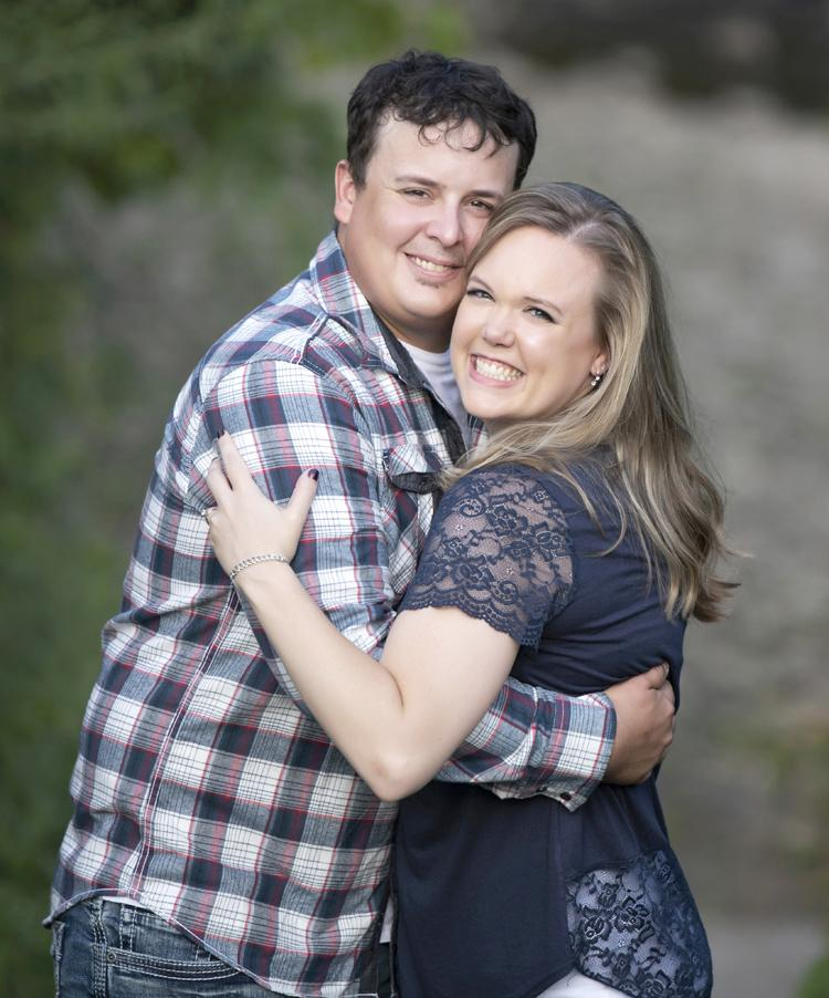 Zach Sears and Lyndsey Fries