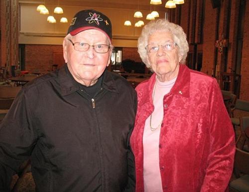 Robert and Catherine Glenn