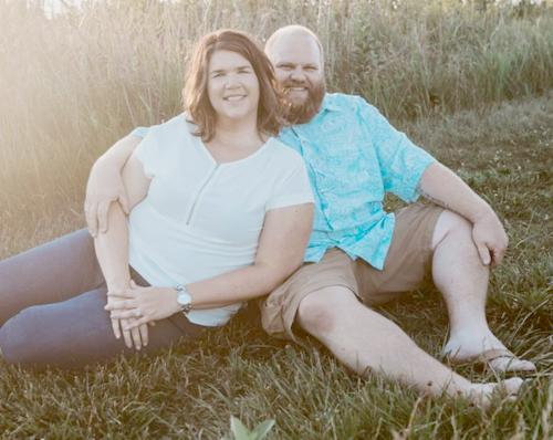 Katie Goeser and Jason Curry