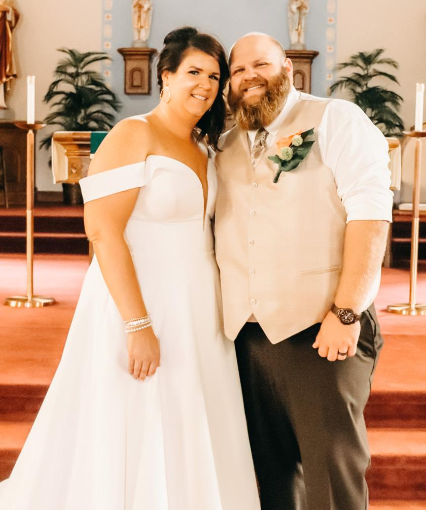 Katie and Jason Curry