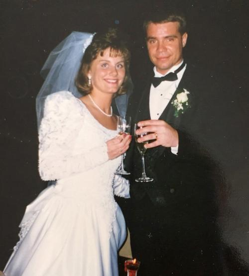 Suzanne and Kevin Goshorn