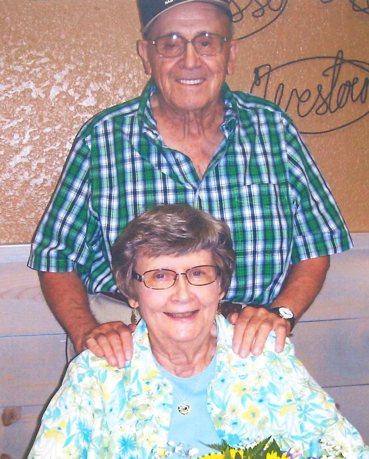 Charles and Twyla Grabill