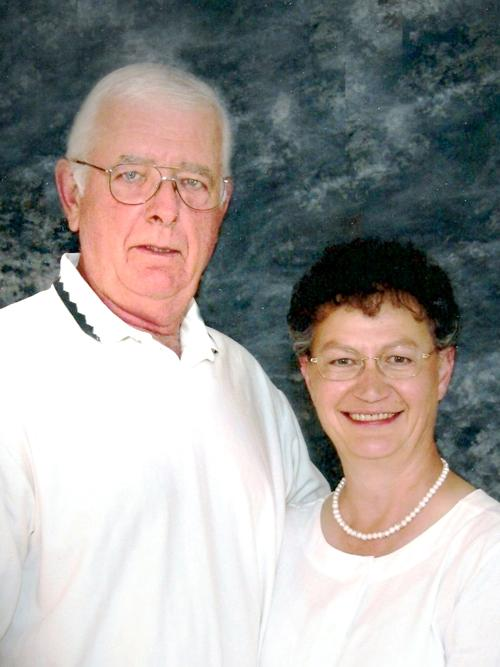 Max and Jerri Handbury