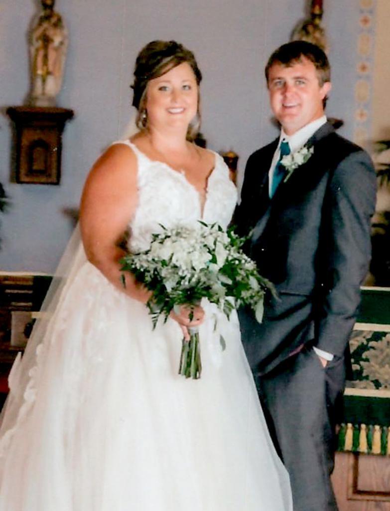 Megan and Collin Marten