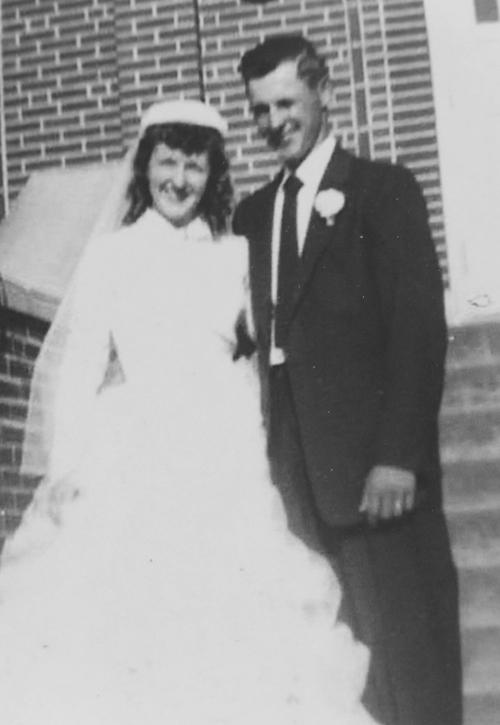 Marie and Charlie Klein