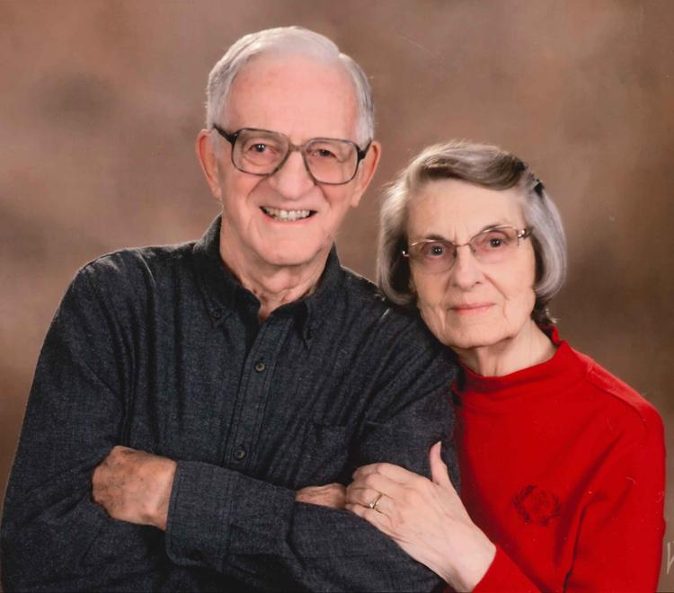 Charles and Phyllis Kline