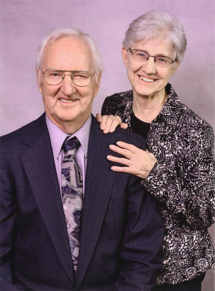 Jerry and Pauline Kloewer