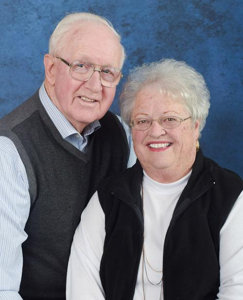 Lee and Audrey McKnabb