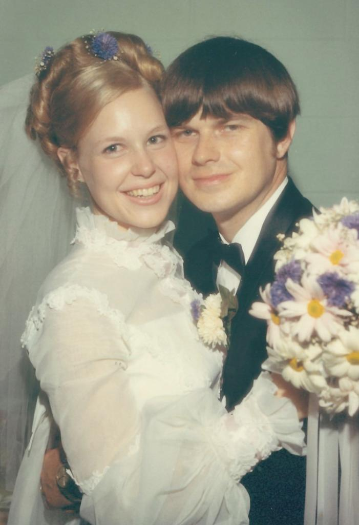 Sharon and Richard Monson