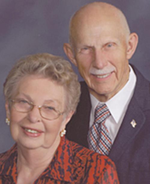 Wilma Jean and Robert Nicolaisen