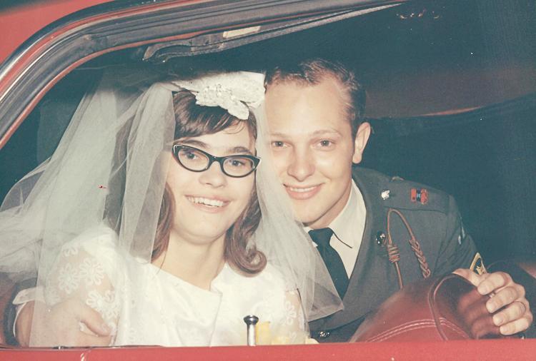 Shirley and Ken Olson