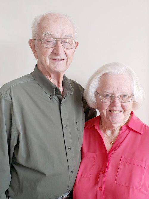 Tom and Joyce Rihner