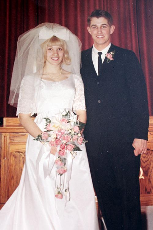 Judy and Dave Robinson