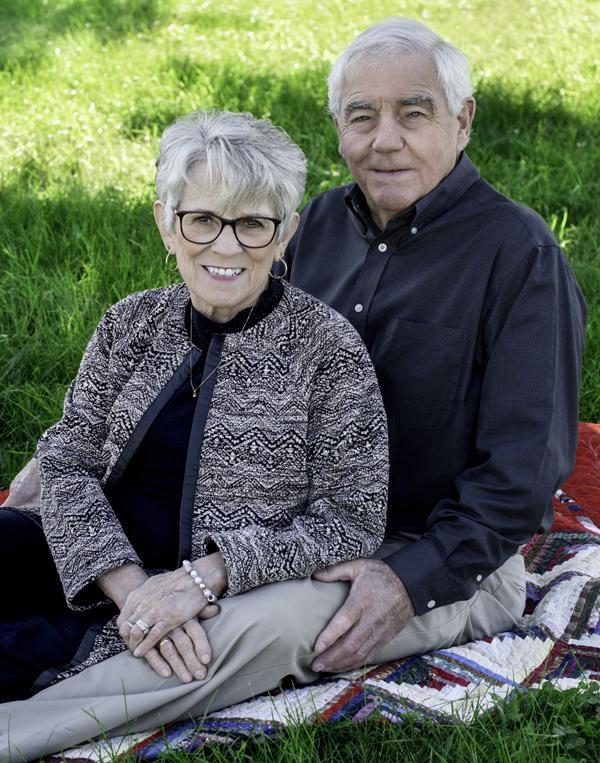 Norene and Robert Schechinger