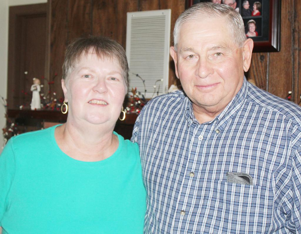 Rose and Dave Sternberg have been in Iowa's southwestern corner for a number of years. Rose was a teacher at AHST school and Dave worked for the county. When given the time, Rose and Dave try to travel across the world, typically going to visit Rose's family across the country. (Photo by Ryan Pattee)