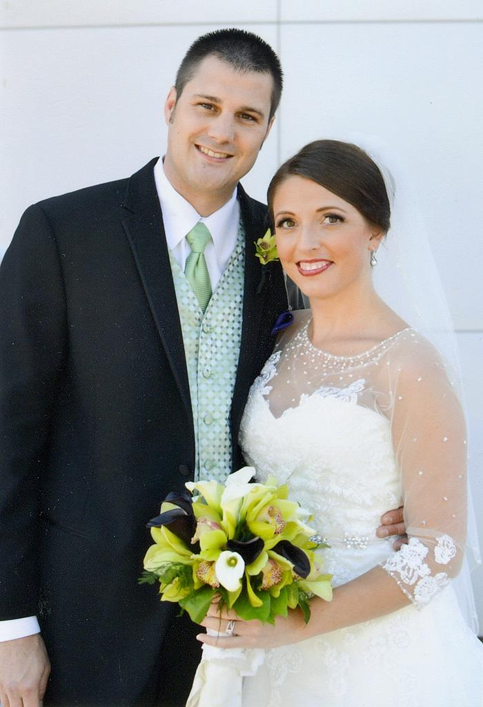 Todd and Marisa Theulen