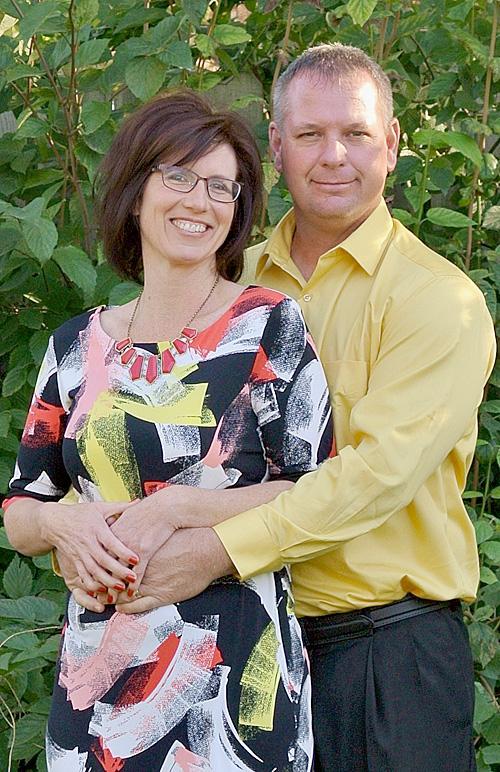 Laura and Dan Wingert