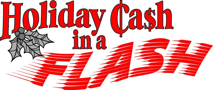Cash in a Flash offers $1,200 in gift certificates