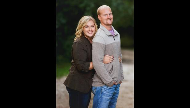 Kaitlyn Christensen and  Marty McAlister