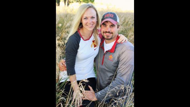 Kelsey Croghan and Jarad Gaskill