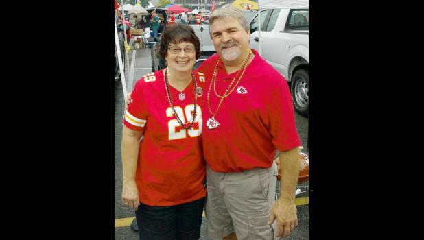 Joe and Gail Gross
