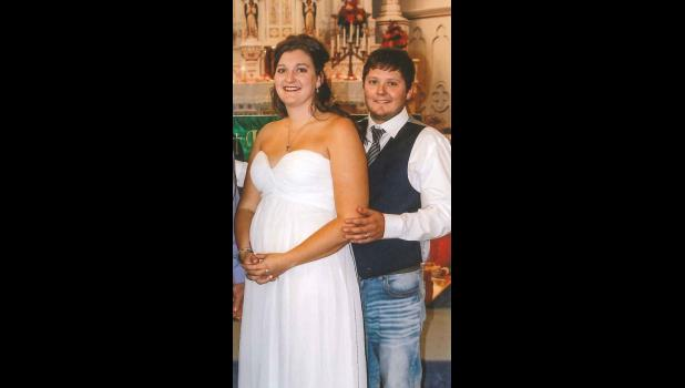 Allison and Tyler Bruck
