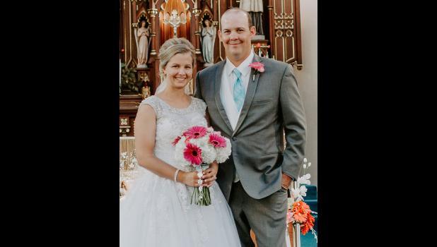 Stephanie and Jared Henscheid
