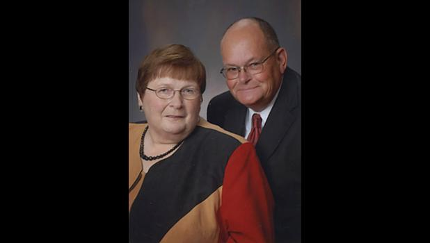 Kenny and Carolyn Hursey