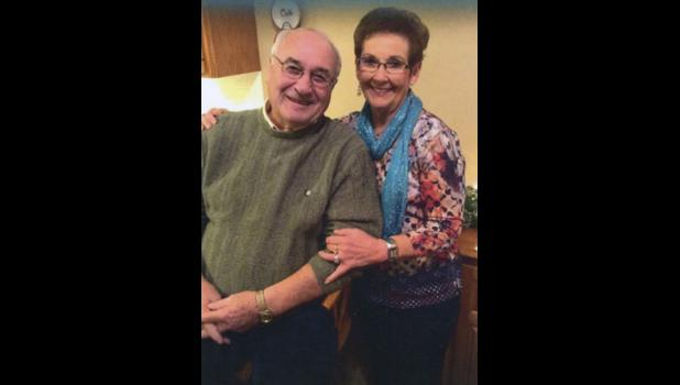 George and Bonnie Kenkel