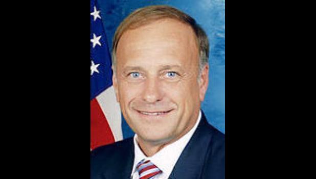 U.S. Representative Steve King (R-Iowa)