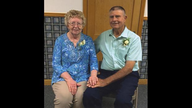 Phyllis and Wayne Krohn