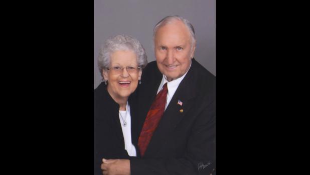Marlene and Ken Larsen