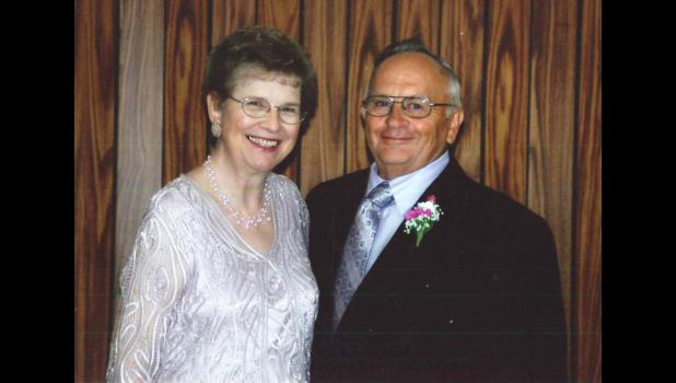 Phyllis and Leroy Larsen